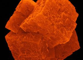 Synthetic Fluorescent Halite