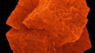 Synthetic Fluorescent Halite