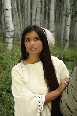 Navajo Beauty - Portrait