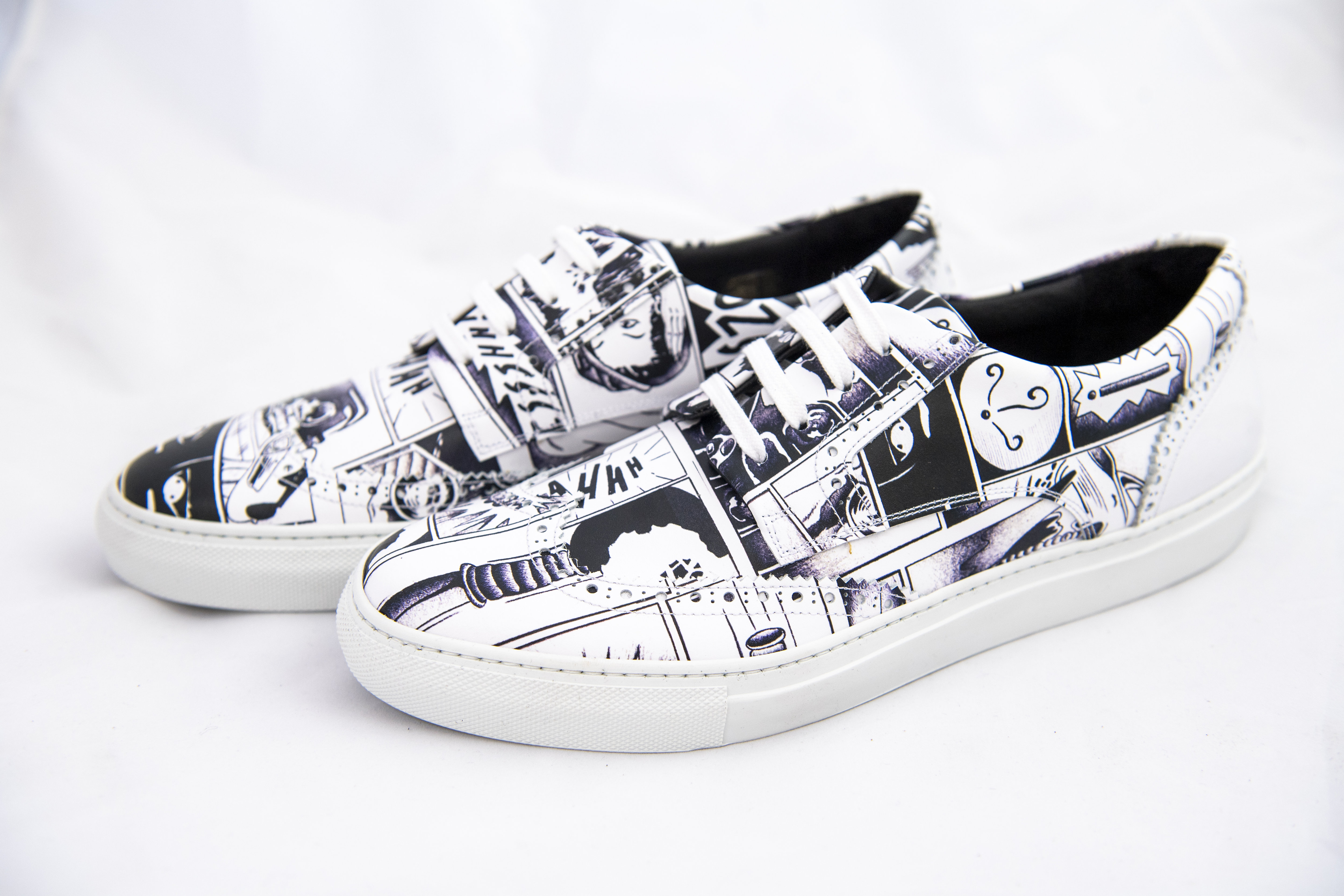 JB Sneakers Comics Style | JustBounce Store