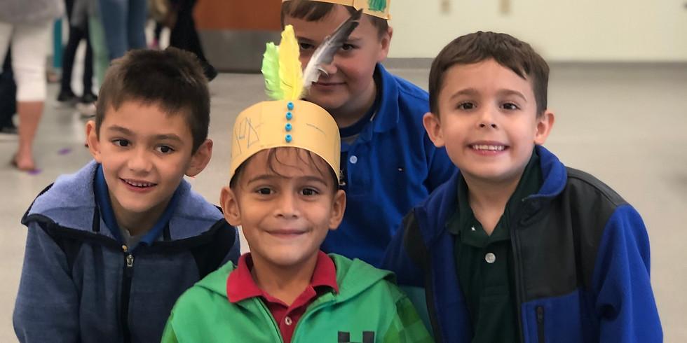 Thanksgiving Feast 2021-22