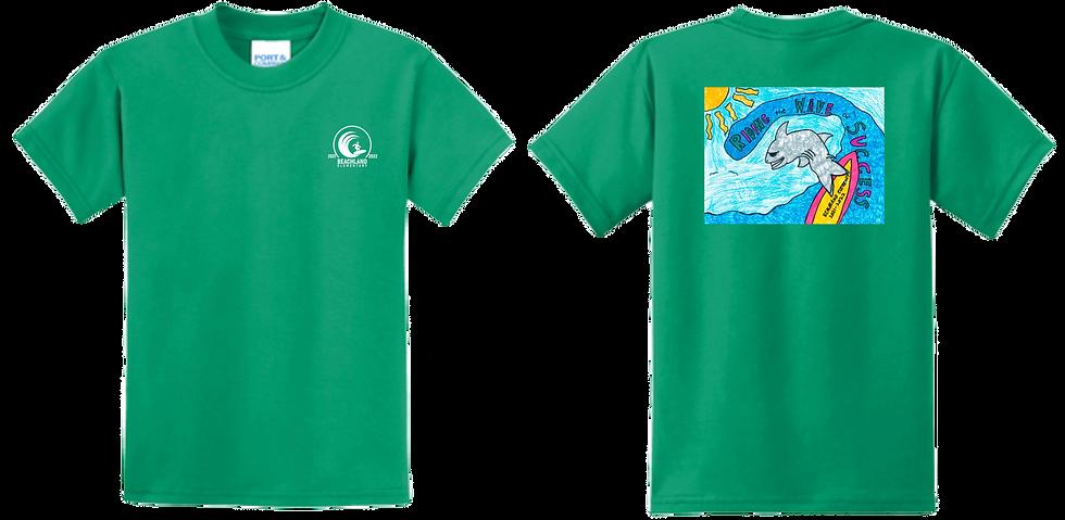 SHORT SLEEVE Cotton/Poly Blend Spirit Shirt