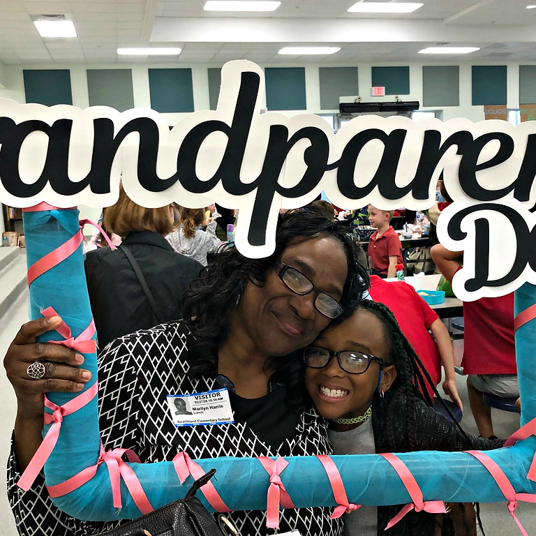 Grandparent's Day 2020-21