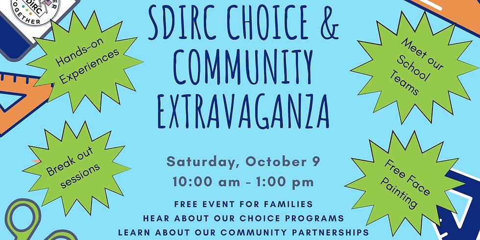 SDIRC School Choice Expo