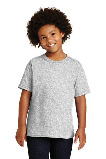 Ash Grey COTTON T-Shirt