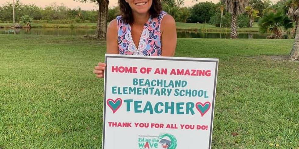 Teacher Appreciation Week 2021-22