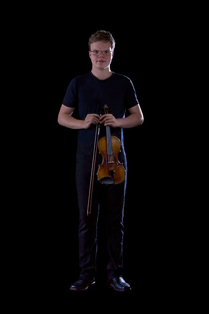 Philip Chidell, violinist