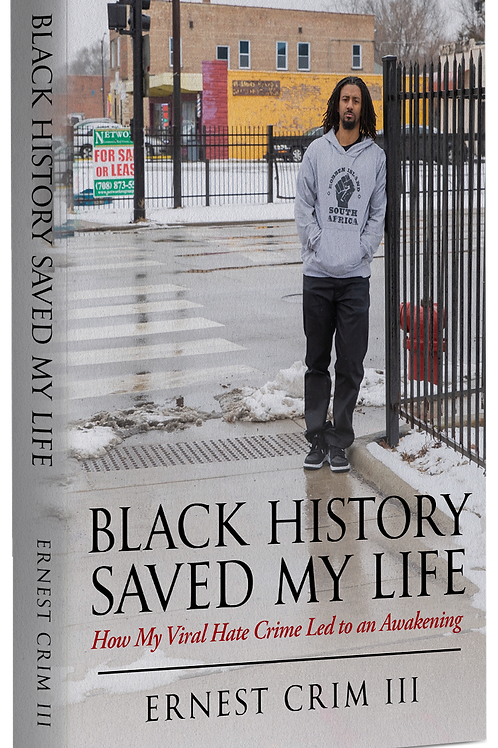 BLACK HISTORY SAVED MY LIFE