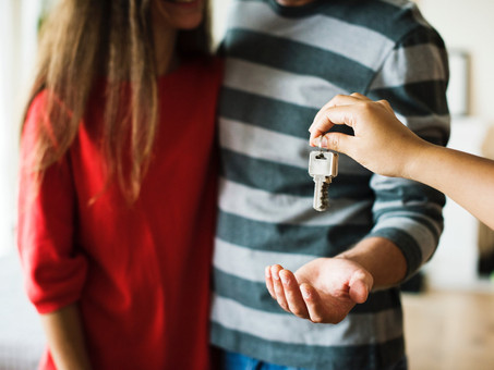 YOUR FIRST STEP IN PURCHASING A HOME