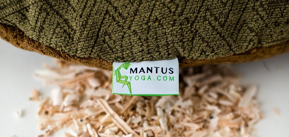 Mantus Wooded Mesitation Cushions
