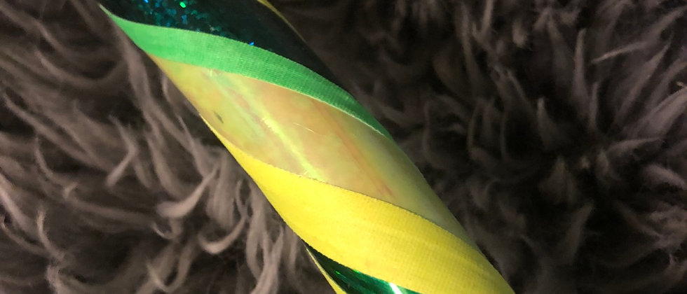 'Citroen' dance hula hoop