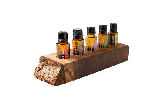 Walnut Essential Oil Holder (5)