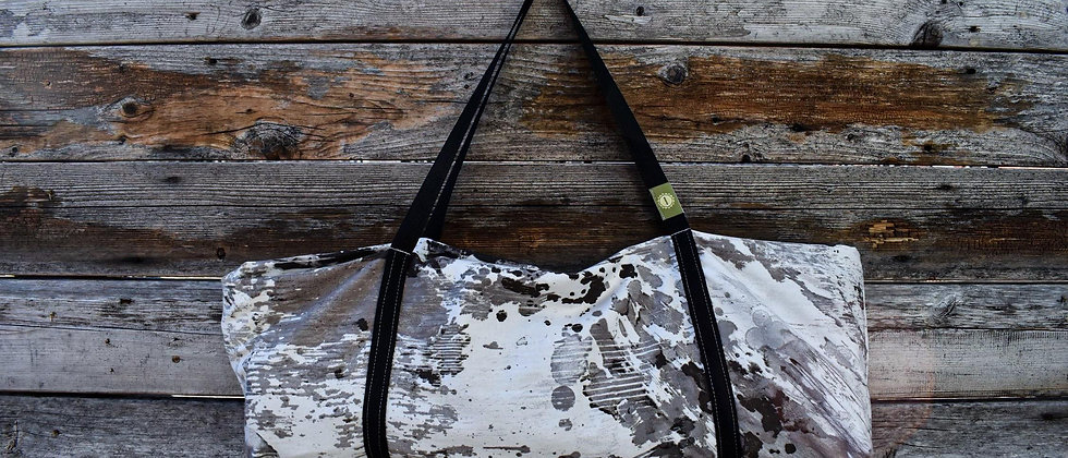 'Canva' Yoga Mat Bag