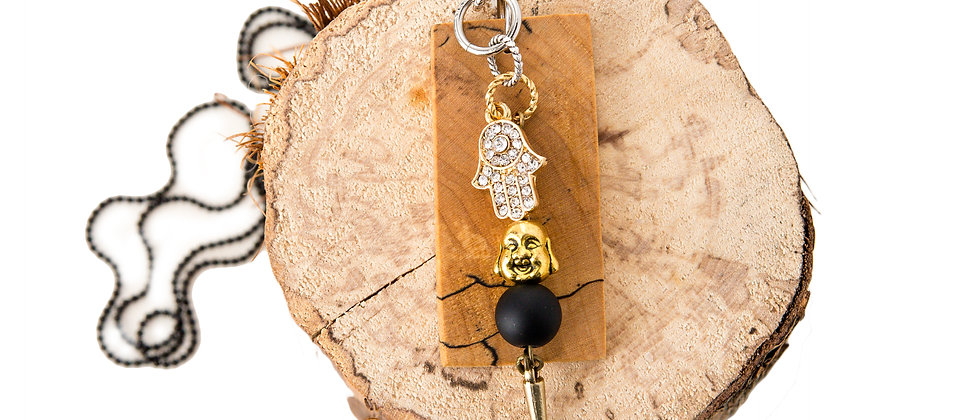 Buddha Bling Necklace