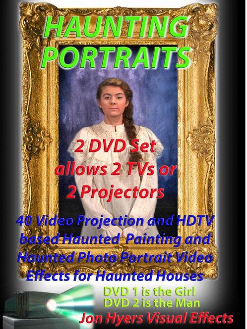 Haunting Portraits