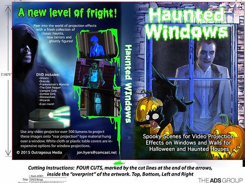 Haunted Windows and Floors Sampler DVDS set
