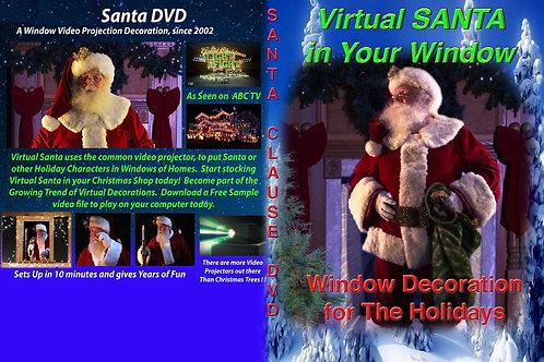 Virtual Santa Premium USB drive