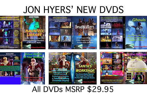 Jon Hyers - New Reseller Special on New DVDs