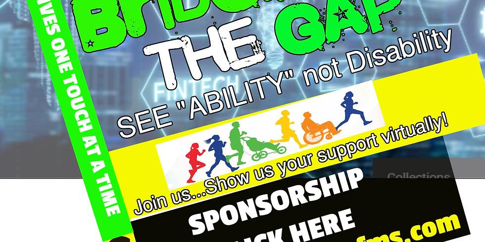 (Virtual) Bridging the Gap 2020 Sponsorship Registration