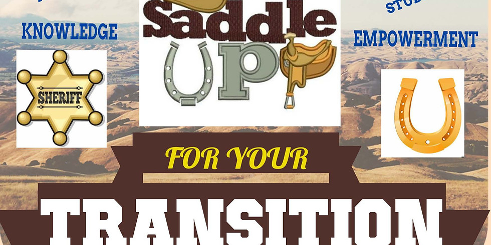 Saddle Up For Your Transition