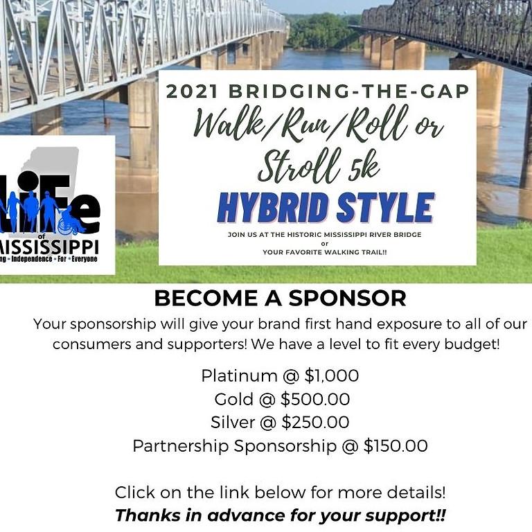 (Hybrid) Bridging the Gap 2021 Sponsorship Registration