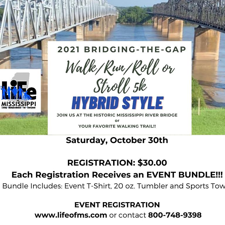 (Hybrid) Bridging the Gap 2021 Individual Registration