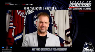 Dryden GM Ice Dogs - Your questions aske