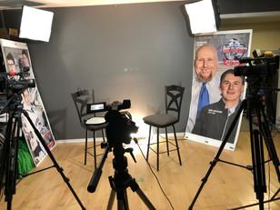 Studio Space for Live Streams