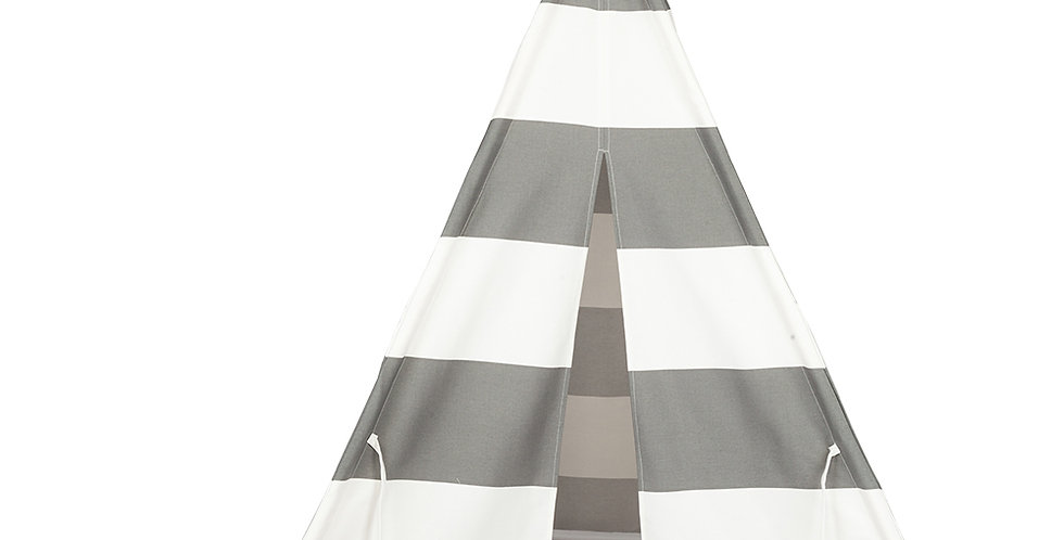 4pcs Wooden Poles Teepee Tent for Kids