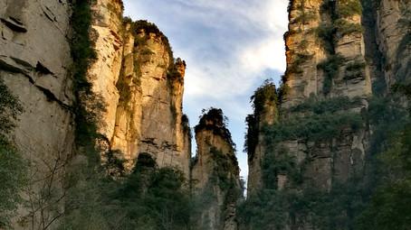 Season in The Sun, Zhangjiajie National Park Day 4