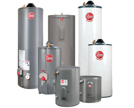 Replace 40 Gal. Natural Gas water heater