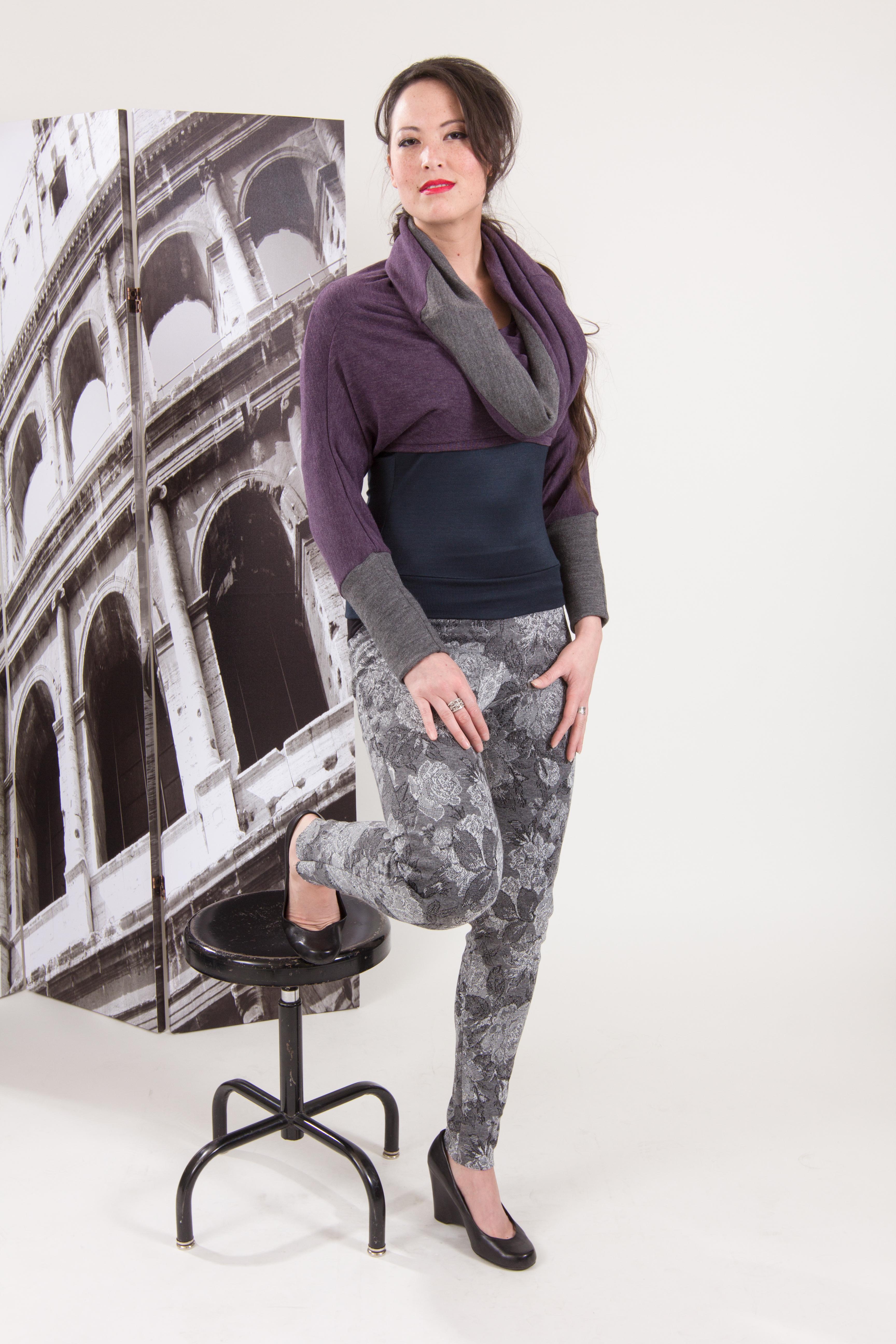 Roma with Prati leggings