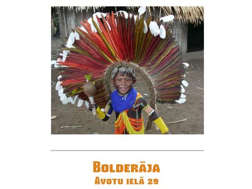 Parīds Boletins: Multisugu Amazone