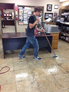 riverside steam cleaning carpet, tile, grout and upholstery
