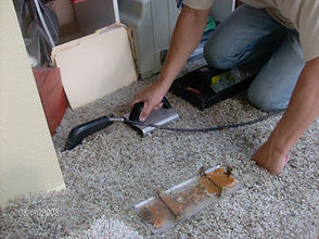 carpet repair and seaming
