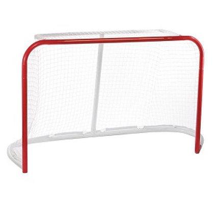 Ворота хоккейные с сеткой сборно-разборные (1,37х0,91 м.) MG-02
