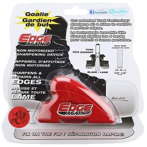Инструмент ручной заточки для вратарских коньков EDGE AGAIN