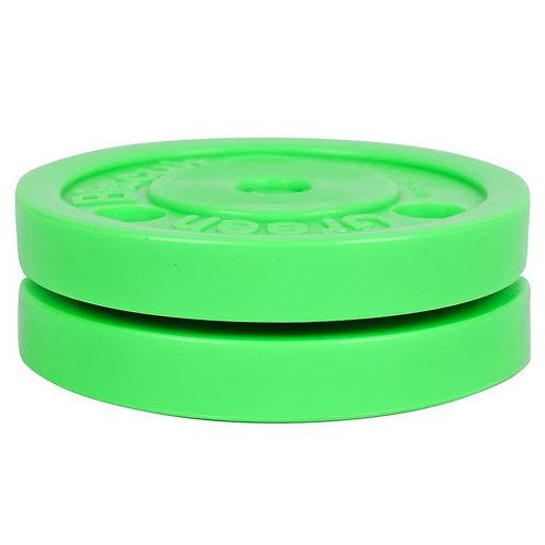 Шайба для стрит-хоккея GREEN BISCUIT
