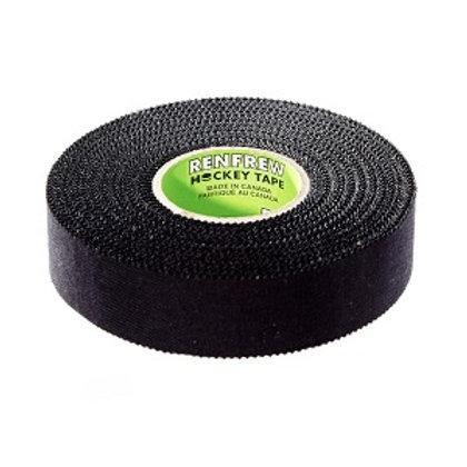Лента хоккейная черная Renfrew 24 мм. х 25 м.