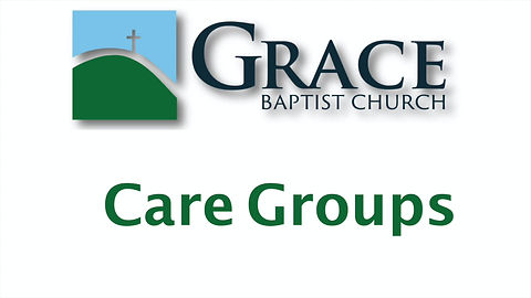 Orientation for Grace Small Group Leaders