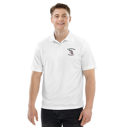 Michigan Warriors Hockey Performance Polo