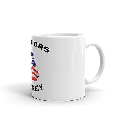 Michigan Warriors Hockey Coffee Mug
