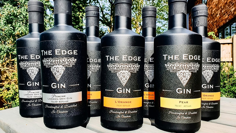 The Edge Premium Gin