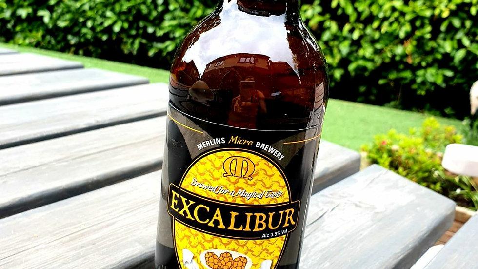 Merlin - Excalibur