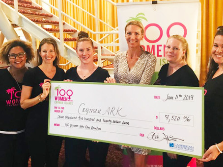 The kindness of 100 Women
