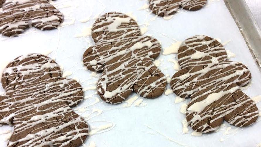 Gingerbread Cookies- 5 Pack