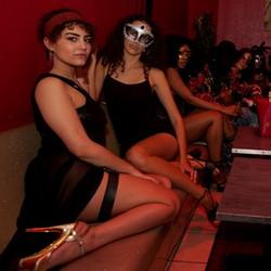 Soirée sexy au Bar a Hotesses à Lyon