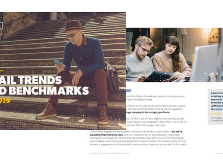 [eBook] Email trends and benchmarks—Q2 2019