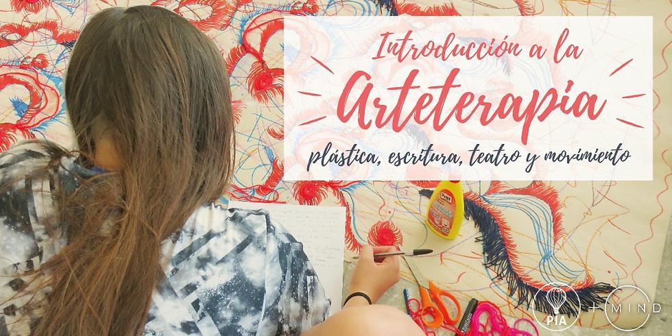 Taller de Introducción a la Arteterapia en Madrid