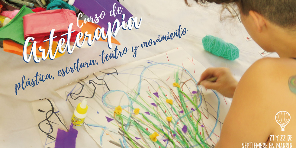 Curso de Introducción a la Arteterapia en Madrid